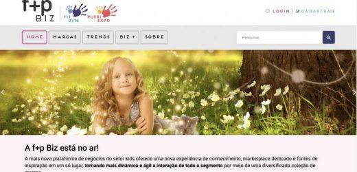 Feiras FIT 0/16 e Pueri Expo lançam nova plataforma de suporte e negócios