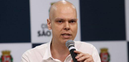 Prefeito Bruno Covas volta a fazer quimioterapia