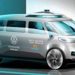 Nova Kombi será o primeiro carro 100% autônomo da Volkswagen