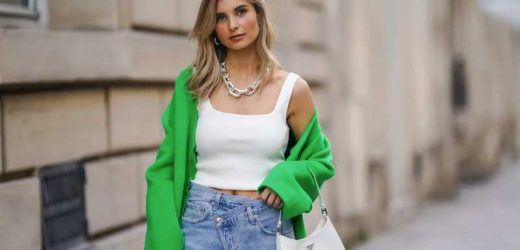 Crossover Jeans: Esta Nova Tendência De Denim Chama A Atenção