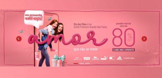 Outlet Premium Grande São Paulo traz dicas de presentes para o Dia das Mães
