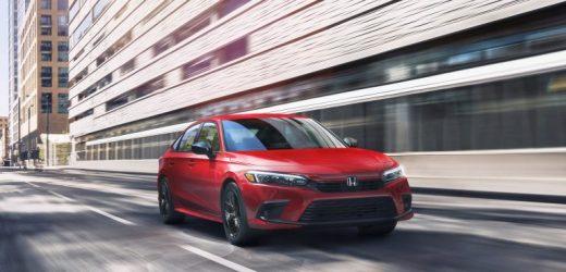 Novo Honda Civic É Revelado Por Completo; Saiba O Que Muda