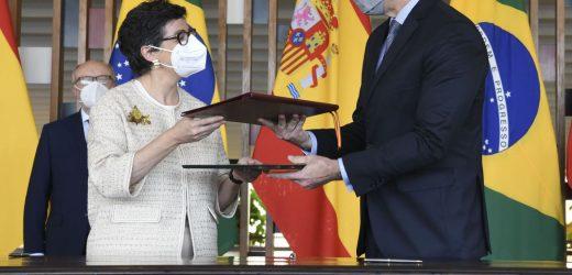 Acordo Entre O Mercosul E UE É Prioridade, Diz Ministra Espanhola