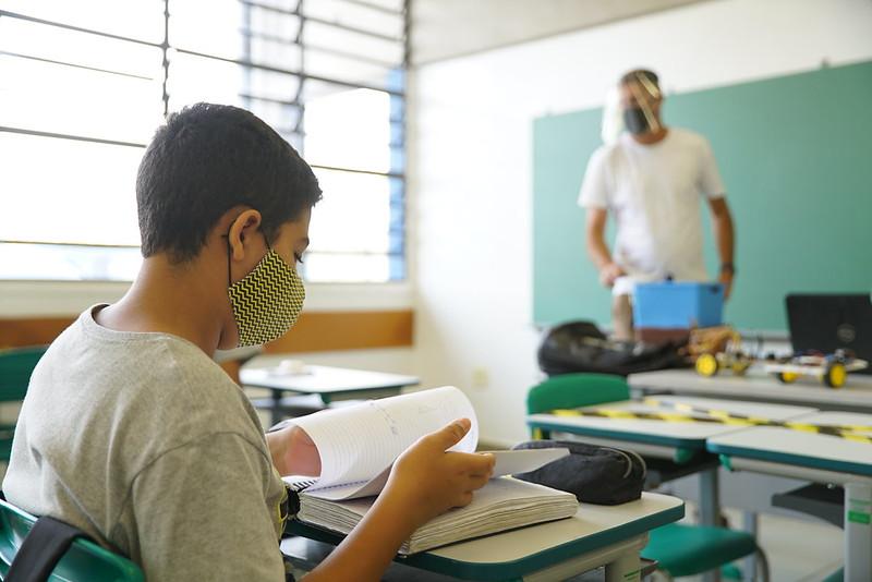 Educação SP Realiza Formação Para Implementar O Novo Ensino Médio