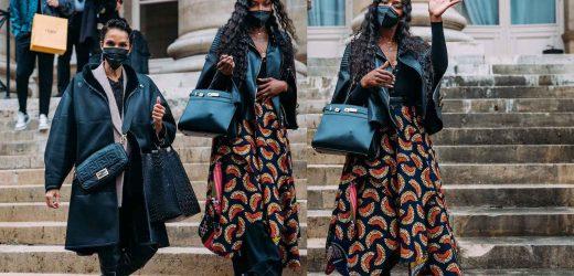 As tendências do street style que conquistaram o look de Naomi Campbell