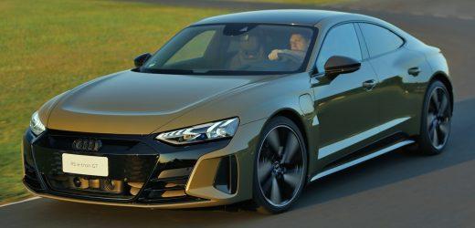 Audi RS E-Tron GT 2022: Conheça O Elétrico De Alto Desempenho