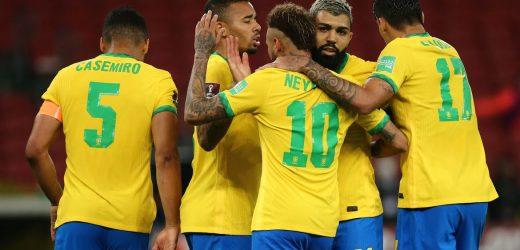 Brasil Vence Marcação Do Equador E Dispara Na Ponta Das Eliminatórias