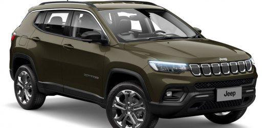 Jeep Compass Sport 2022: tudo sobre a versão mais em conta do SUV