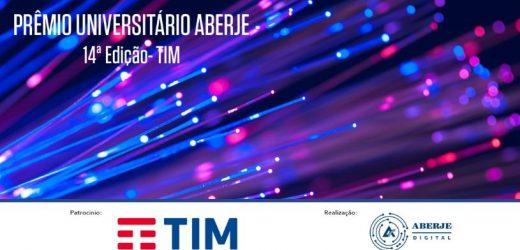 Inscrições para o 14º Prêmio Universitário Aberje terminam na 6ª