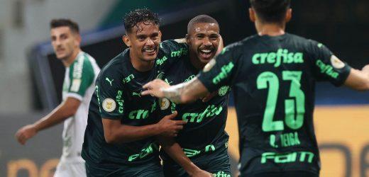 Palmeiras Supera Chapecoense No Allianz Parque