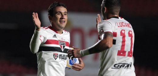 São Paulo Atropela 4 De Julho-PI E Vai Às Oitavas Da Copa Do Brasil