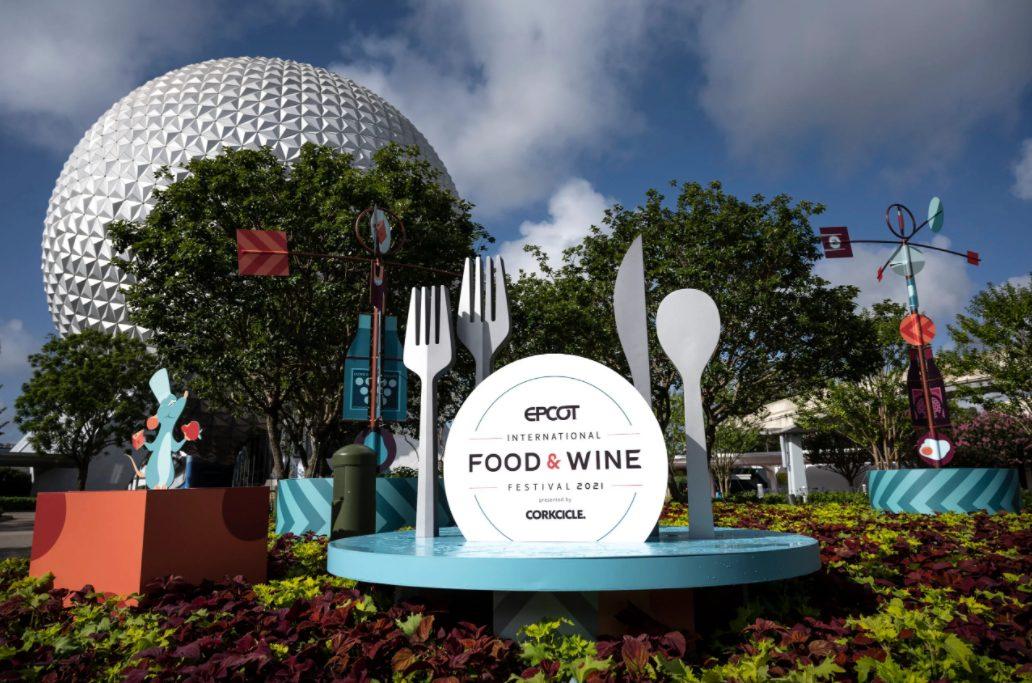 EPCOT International Food  Wine Festival Inicia Eventos