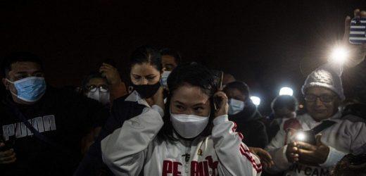 Tribunal eleitoral espera proclamar novo presidente do Peru no dia 20
