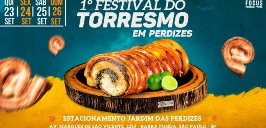 """Jardim Das Perdizes Recebe A Primeira Edição Do """"Festival Do Torresmo"""""""