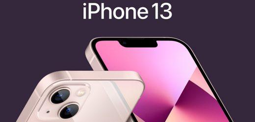 Apple Inicia Pré-Venda Do IPhone 13 E IPhone 13 Pro