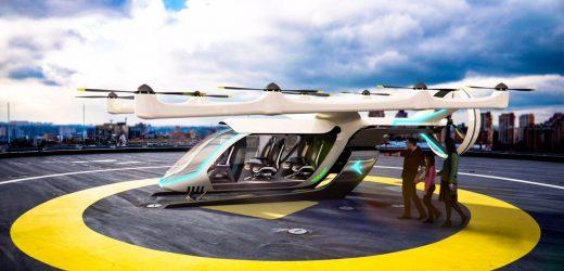 Embraer Vende Mais 100 Carros Voadores E Ações Disparam
