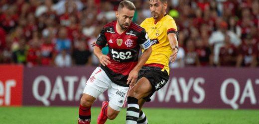 Libertadores: Flamengo E Barcelona De Guayaquil Buscam Vaga Na Final