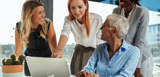 """""""Programando"""" Um Futuro Com Mais Equidade De Gênero"""