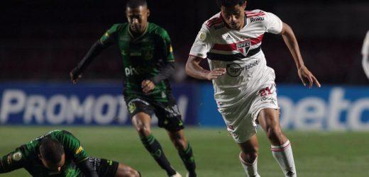 São Paulo E América-MG Empatam Em 0 A 0 Pelo Brasileiro