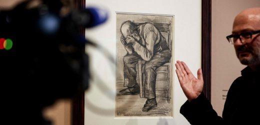 Um Desenho De Van Gogh Nunca Antes Visto Acabou De Ser Exibido Neste Museu De Amsterdã
