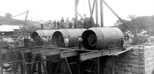 """Exposição virtual """"120 anos da Usina de Parnahyba"""" traz imagens históricas sobre a primeira hidrelétrica a abastecer a capital paulista"""