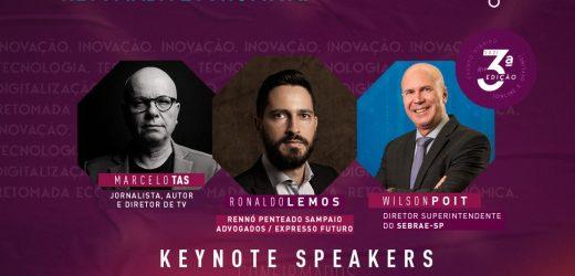 Inovação, Tecnologia e Digitalização na retomada econômica são temas da terceira edição do Innovation Xperience Conference